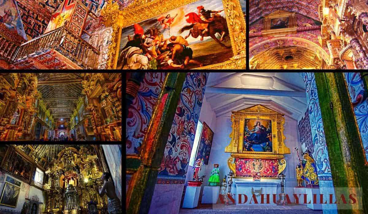 andahuaylillas sistine chapel of america
