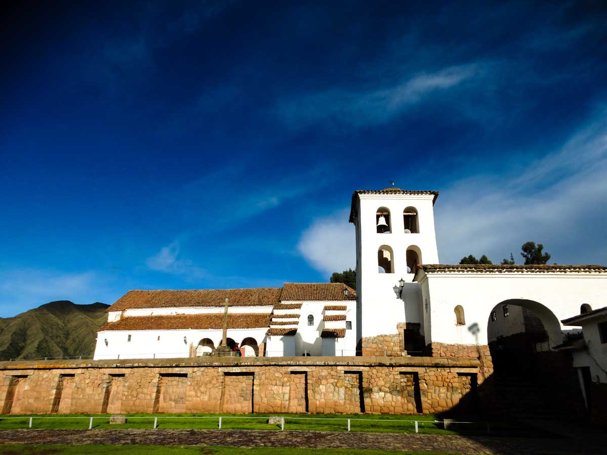 Chinchero Sacred Valley