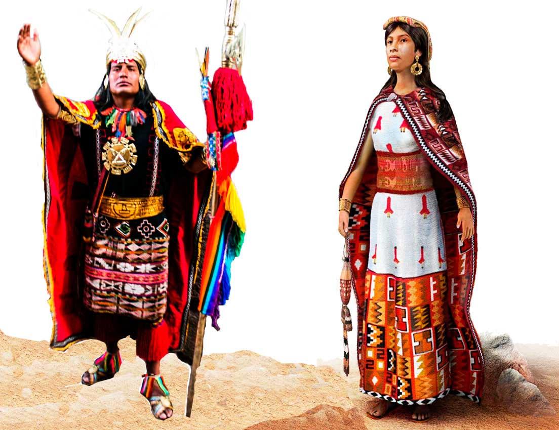 Inca Clothing Peru