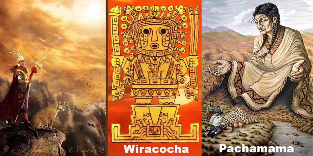 Inca gods and goddesses