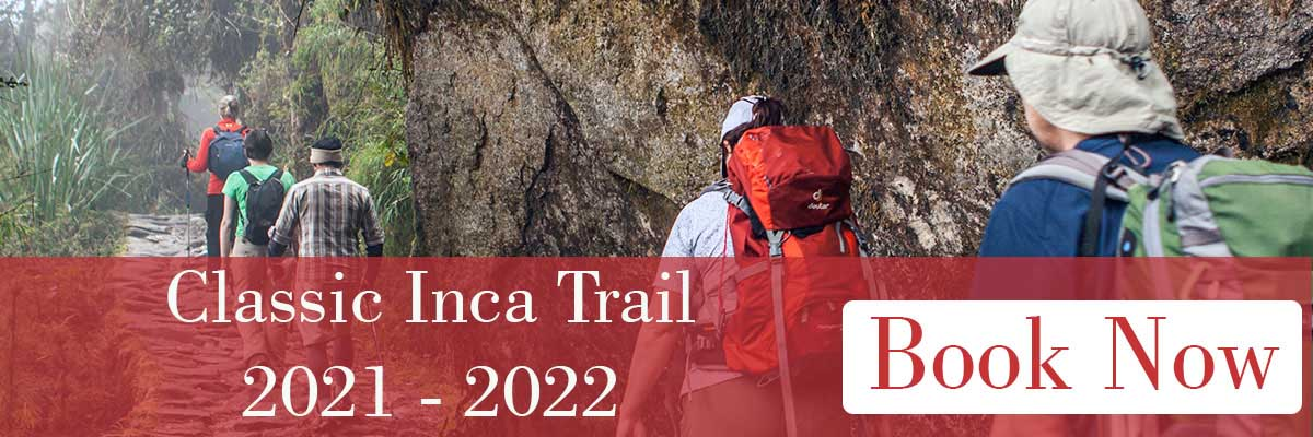 Inca Trail 4 days reopens in June