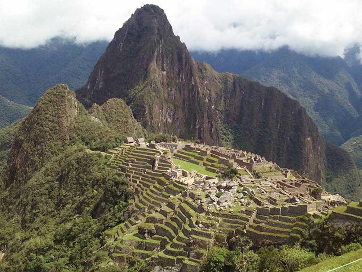 Guided Tour For Machu Picchu