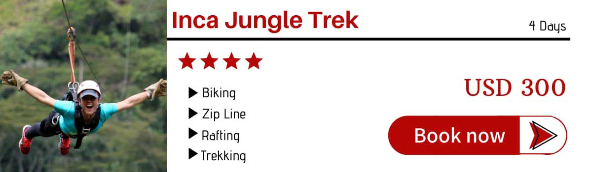 Inca-Jungle-Trek