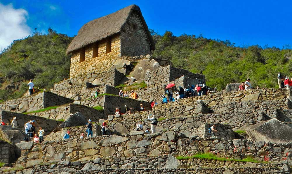 Machu Picchu in June