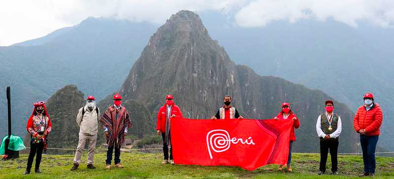 Machu Picchu Protocols Peru