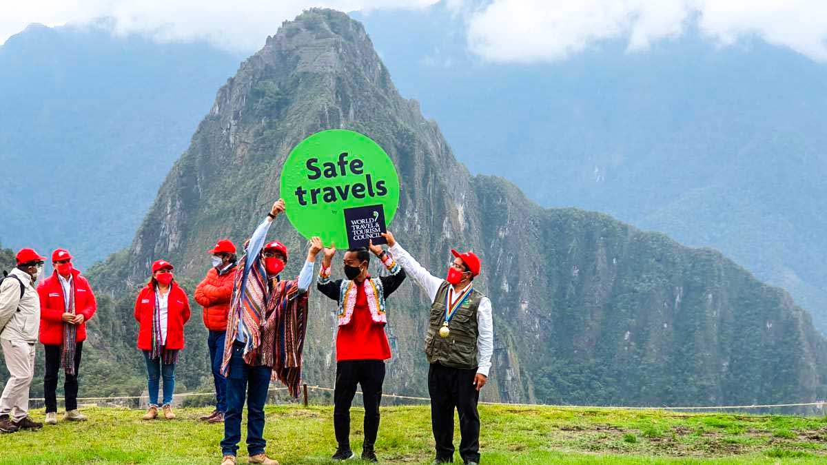 Machu Picchu Safe Travel - Tierras Vivas