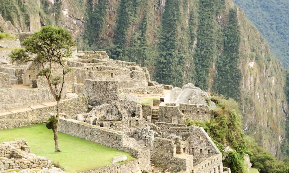 Machu Picchu in September and October