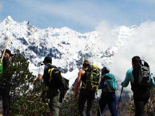 3 day Salkantay Hike to Machu Picchu
