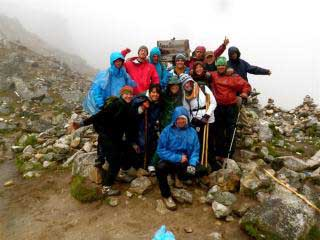 4 Day Salkantay Trek