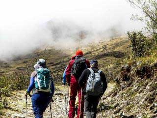 Cachicata Trek to Machu Picchu 4 days