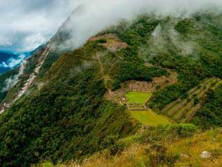 Choquequirao to Machu Picchu Trek 9 Days  | Choquequirao Trail