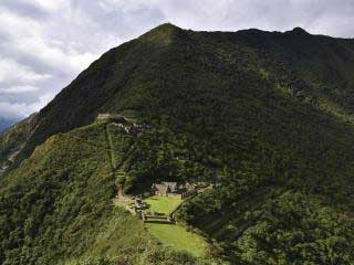 Choquequirao Trek / 4 Days