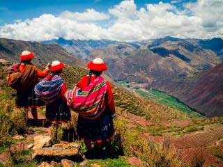 Cusco Sacred Valley to Inca Trail