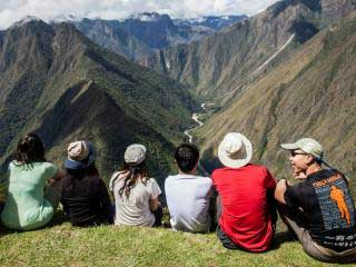 Hiking the Inca Trail | 5 Day Inca Trail Machu Picchu Tour + Huayna Picchu Mountain