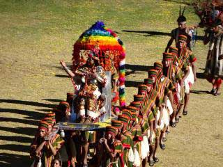 Inti Raymi Festival and Inca Trail 6 Days