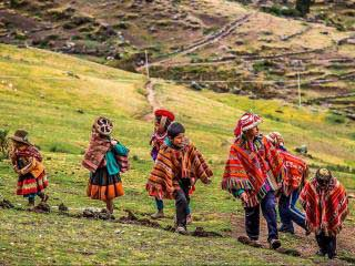 4 Day Lares Trek to Machu Picchu | Lares Trail