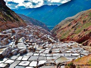 Maras, Moray & Salt Mines Tour