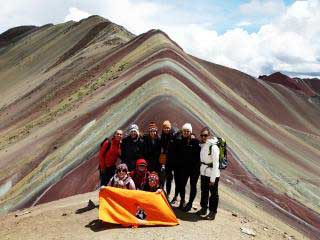 Rainbow Mountain Peru Tour