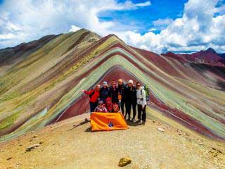 Rainbow Mountain Trek 2 Days/1 Night