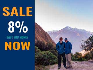 Sacred Valley VIP & Short Inca Trail