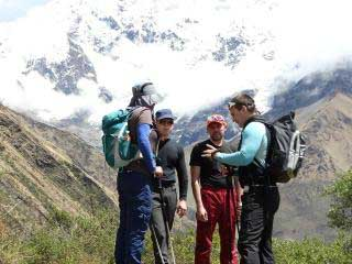 Salkantay Inca Trail Condor Sight