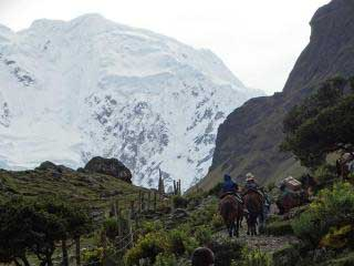 5 Day Salkantay to Inca Trail