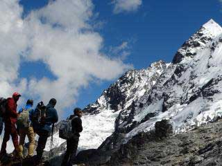Condor Sight to Salkantay Trek