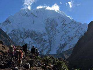 Salkantay to Inca Trail | 7 Day Inca Trail Salkantay