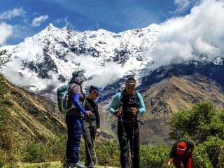 Salkantay Trek to Machu Picchu / 5 days