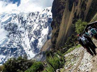 Short Salkantay to Machu Picchu / 4 Days