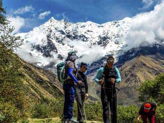 Salkantay to Machu Picchu Cheap 5 Days