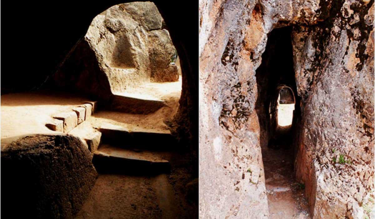 Qenqo-Ruins-Peru-Underground-chamber