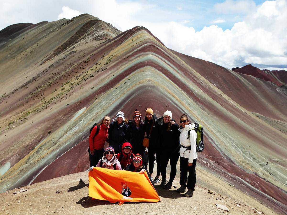 Rainbow Mountain Peru Tour Tour To Rainbow Mountain Peru