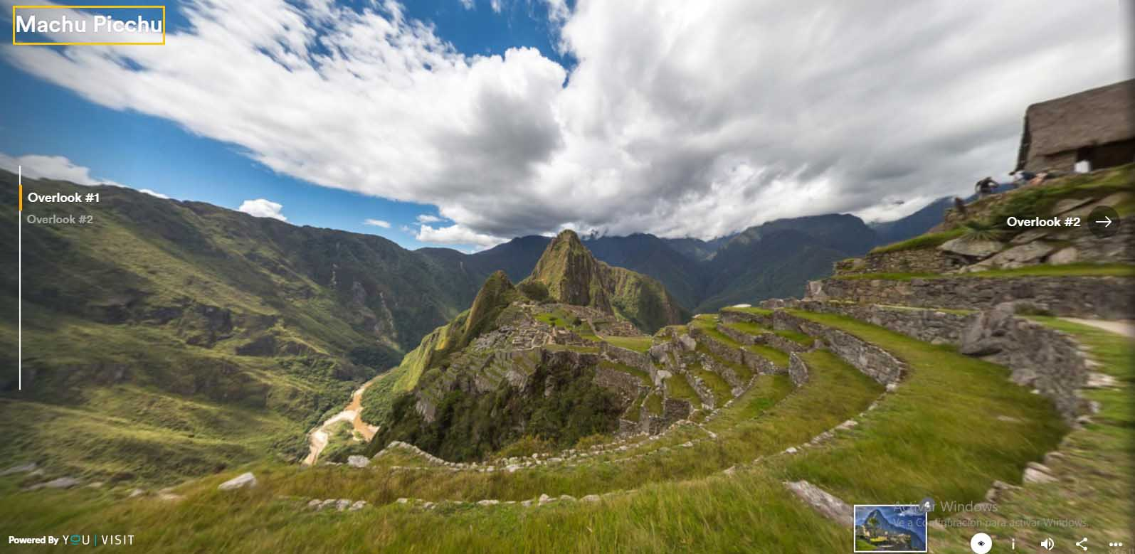 Top 1 Machu Picchu Virtual Tours