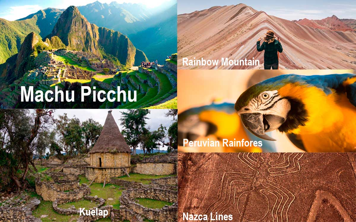 What tours can I do in Peru?